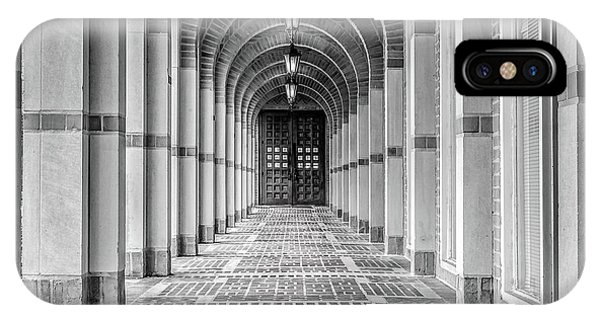 Arched Walkway IPhone Case