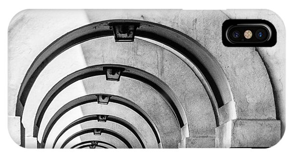 Arches At The Arno IPhone Case