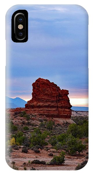 Arches No. 4-1 IPhone Case
