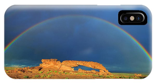 Arches Over The Arch IPhone Case