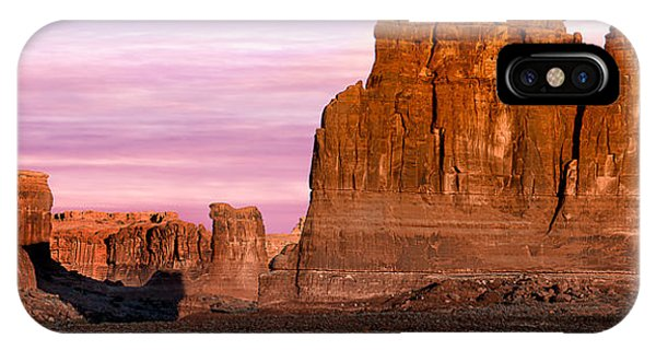 Arches Pano IPhone Case