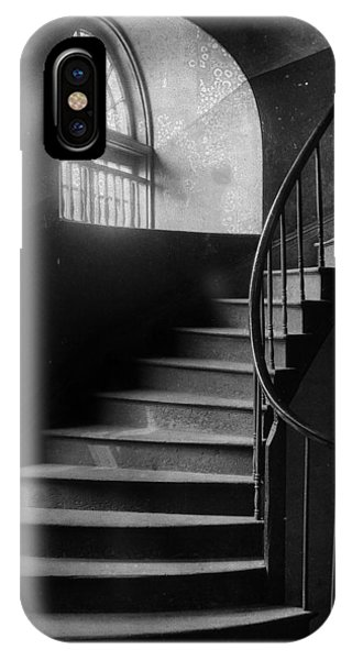 Arching Stairwell IPhone Case