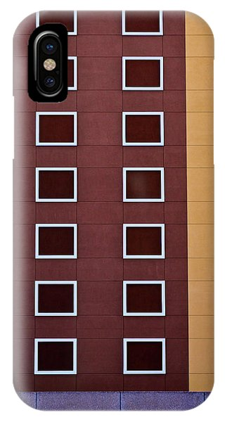 Architectural Geometry IPhone Case