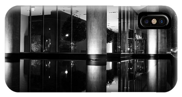 Architectural Reflecting Pool 2 IPhone Case