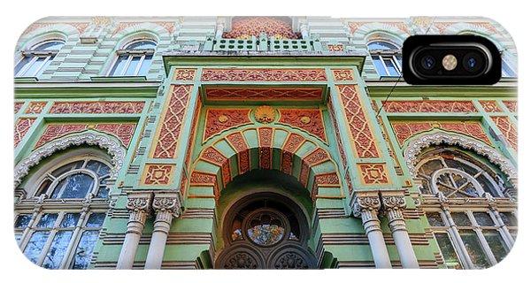 iPhone Case - Architecture Of Odessa 3 by Viktor Birkus