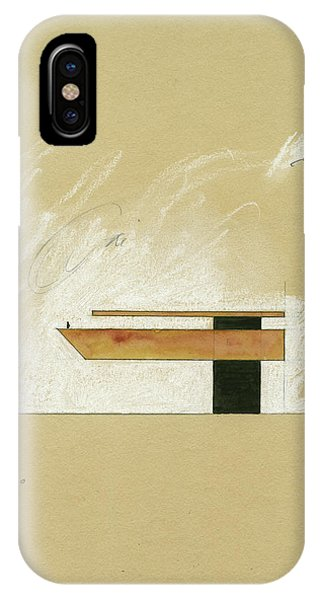 Architectural iPhone Case - Architecture Sketch by Juan Bosco