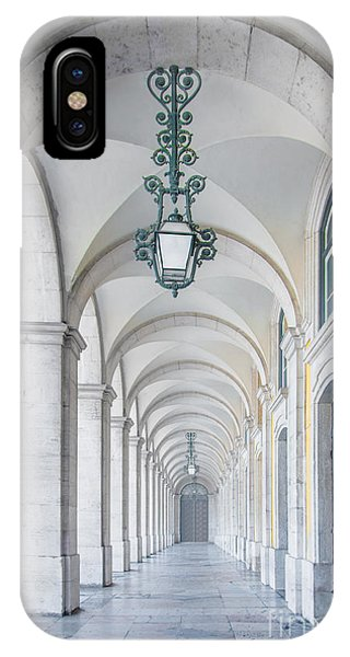 Repeat iPhone Case - Archway by Carlos Caetano