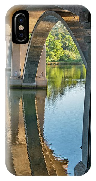 Archway Reflection IPhone Case