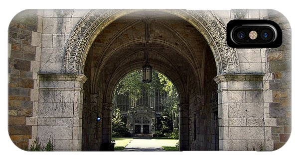 Archway To Education IPhone Case