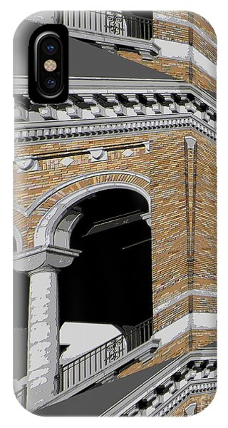 Archways IPhone Case