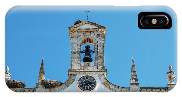 Arco De Vila, Faro, Algarve, Portugal IPhone Case