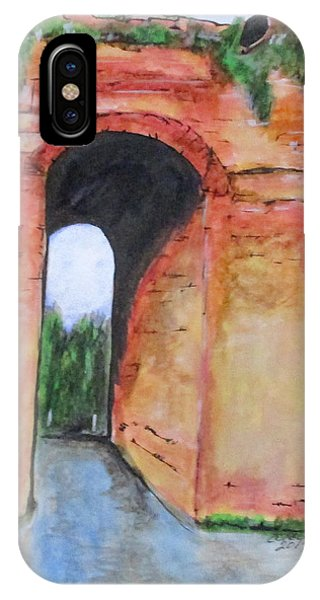 Arco Felice, Revisited IPhone Case
