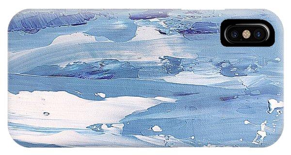 Arctic Ocean IPhone Case