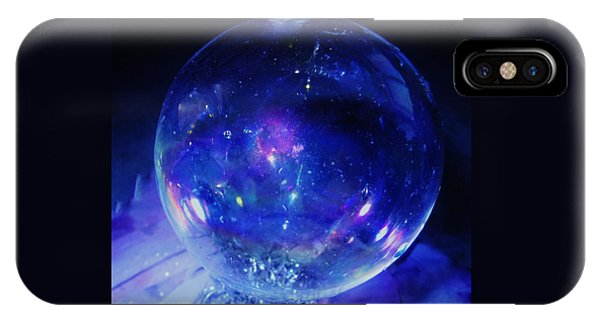 Arctic Orb IPhone Case