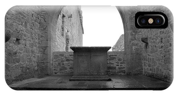 Ardfert Cathedral IPhone Case