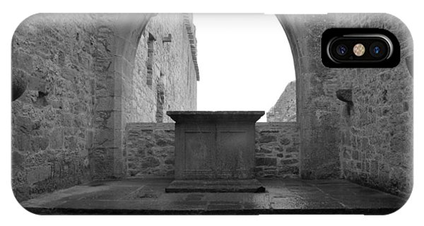 Ardfert Cathedral IPhone Case
