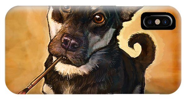 Pets iPhone Case - Arfist by Sean ODaniels