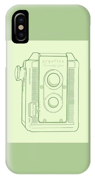 Argoflex Green IPhone Case