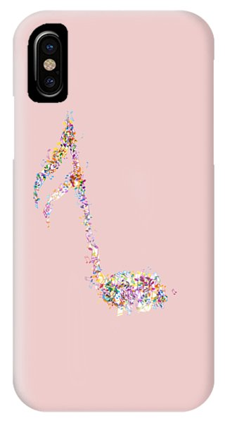 Aria T-shirt IPhone Case