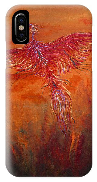 Awakening iPhone Case - Arising From The Depths by Judy M Watts-Rohanna