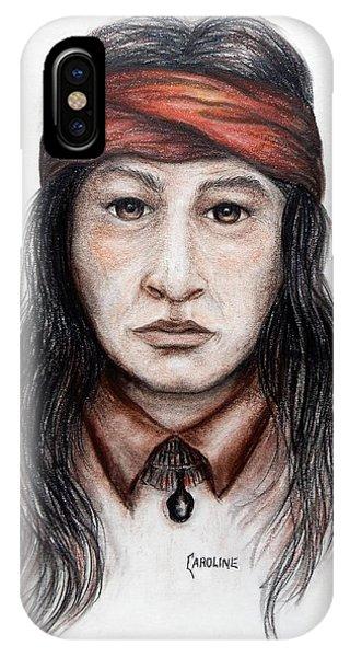Arizona Apache IPhone Case