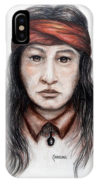 Arizona Apache IPhone Case
