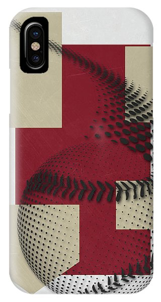 Arizona Diamondbacks Art IPhone Case
