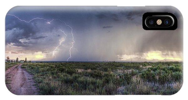 Arizona Storm IPhone Case