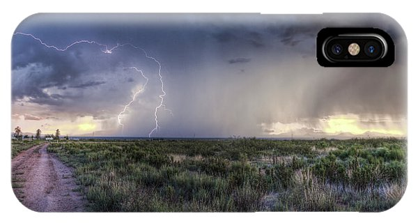 Arizona Storm IPhone Case