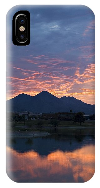 Arizona Sunset 2 IPhone Case