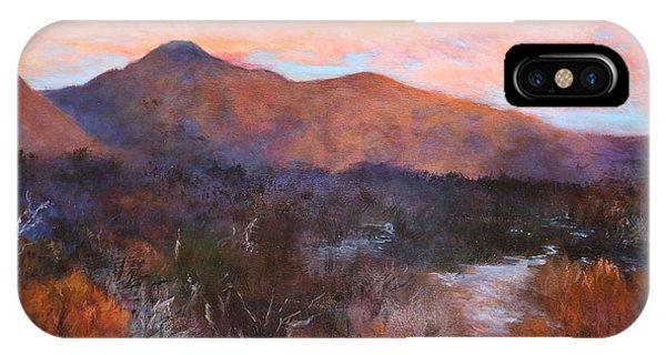 Arizona Sunset 3 IPhone Case