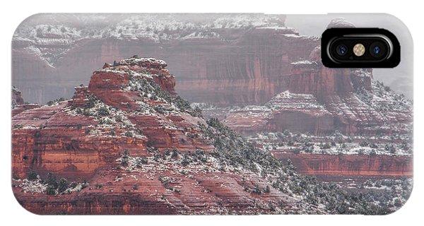 Arizona Winter IPhone Case