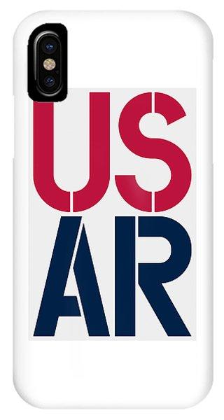 Arkansas IPhone Case