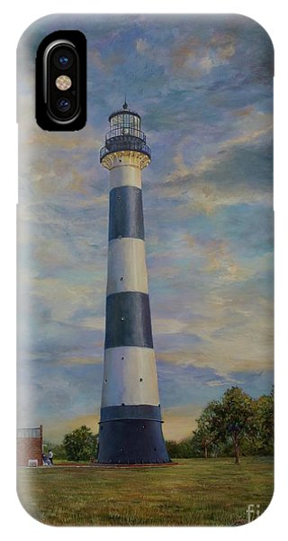 Armadillo And Lighthouse IPhone Case