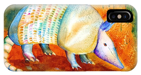 Armadillo Reflections IPhone Case