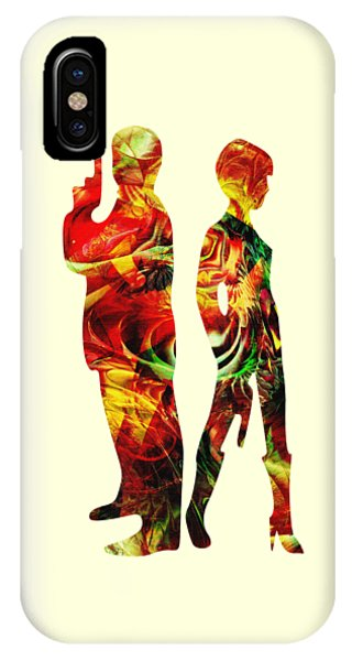Armed IPhone Case