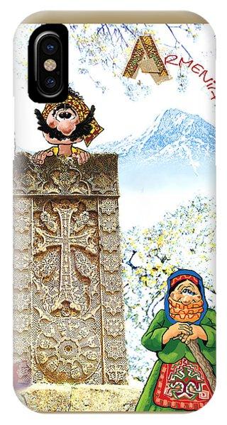 Armenia IPhone Case