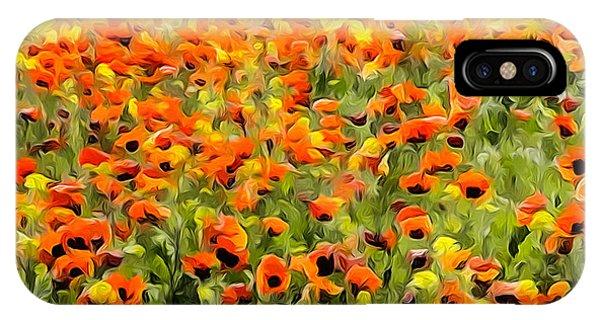 Armenia Flowers In Spring Phone Case by Dennis Cox