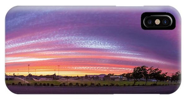 Armijo Sunset IPhone Case