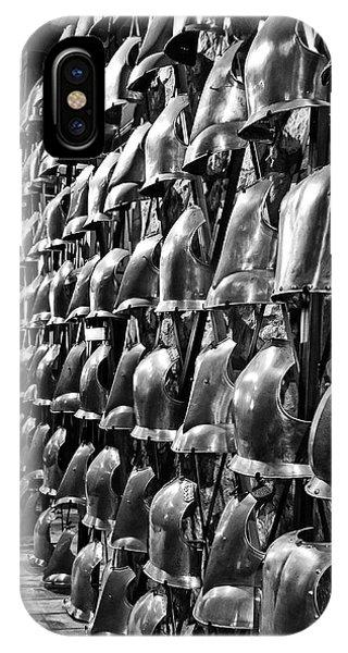 Armor Row IPhone Case