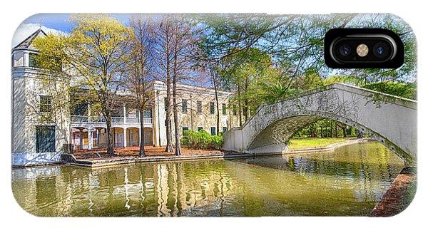 Armstrong Park, New Orleans, La IPhone Case