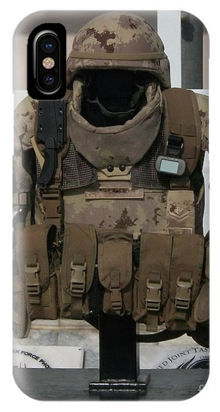 Army Gear IPhone Case