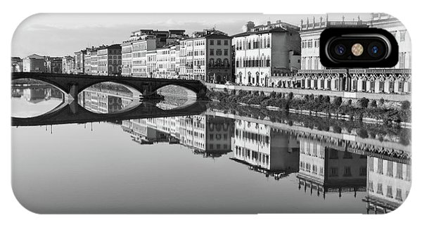Arno Reflections 1 IPhone Case
