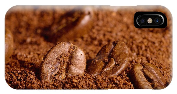 Aromatic Coffe Beans  IPhone Case
