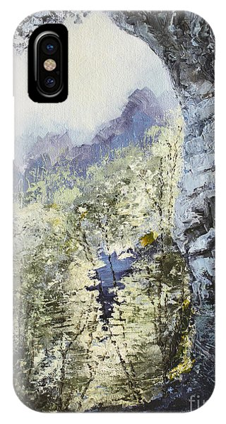 Around The Bend IPhone Case