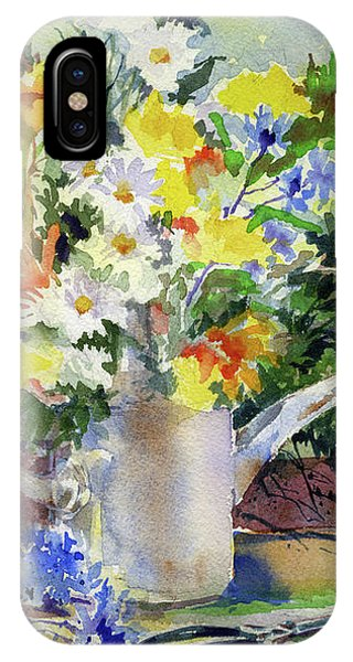 Cut Flowers IPhone Case