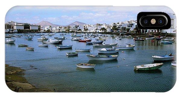 Canary iPhone Case - Arrecife - Lanzarote by Cambion Art