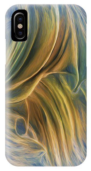 Arrhythmia And Blues IPhone Case