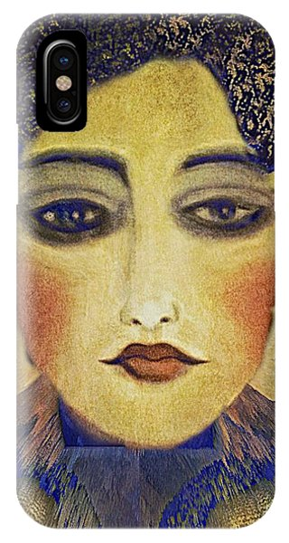 Art Deco  Beauty IPhone Case