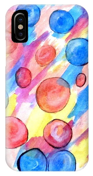 Art Doodle No. 25 IPhone Case